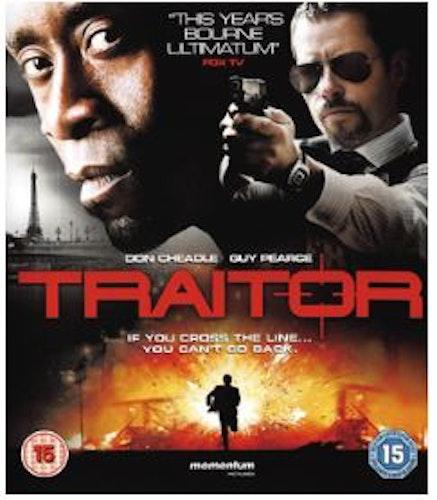 Traitor (Blu-ray) (Import)