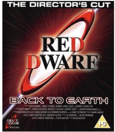 Red Dwarf - Series 9 (Back To Earth) (Blu-ray) (2-disc) (Import)