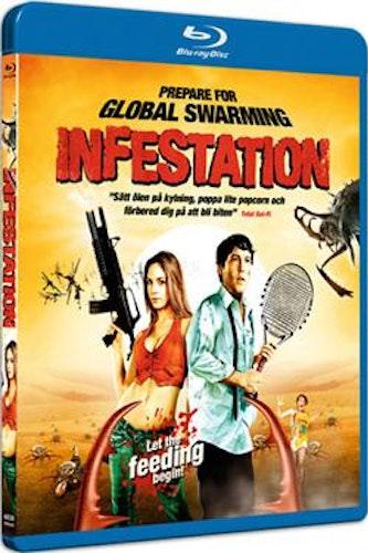 Infestation bluray