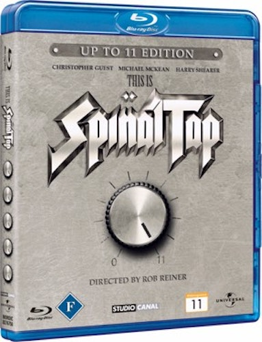 This is Spinal Tap bluray (import)