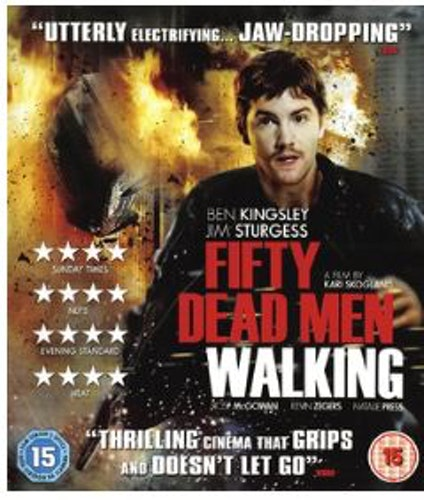 Fifty Dead Men Walking Blu-Ray (import)