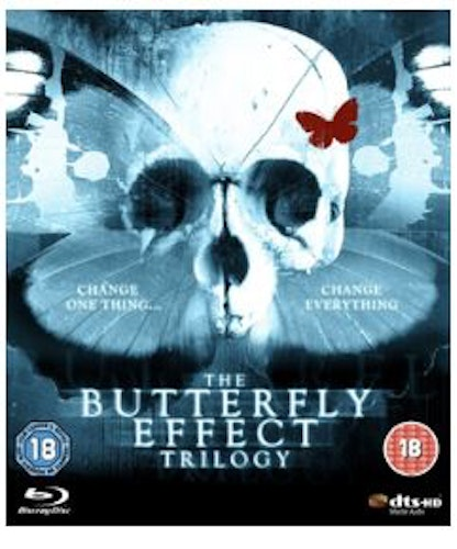 Butterfly Effect - Trilogy (Blu-ray) (Import)