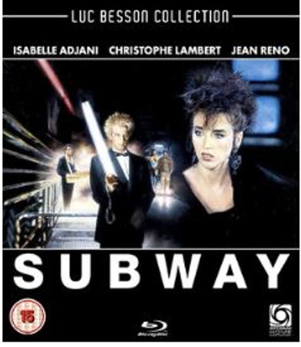Subway bluray (import)