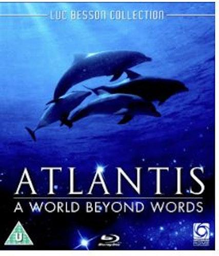 Atlantis - A World Beyond Words Blu-Ray (import)
