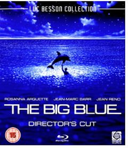 The Big Blue - Directors Cut Blu-Ray (import)