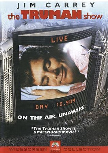 The Truman Show DVD (beg)