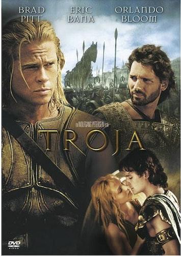Troja DVD (beg)