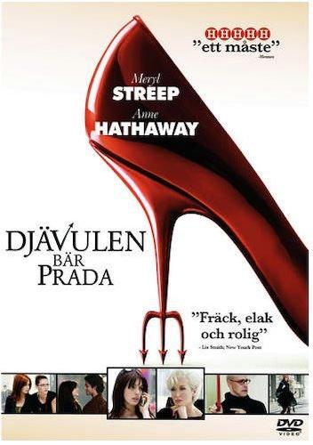 Djävulen Bär Prada DVD (beg)