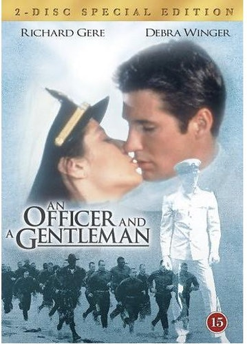 En Officer Och Gentleman DVD