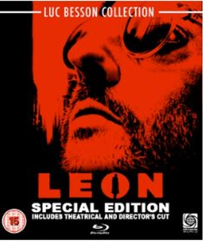 Leon - Special Edition (Includes Theatrical & Directors Cut) Blu-Ray (import)