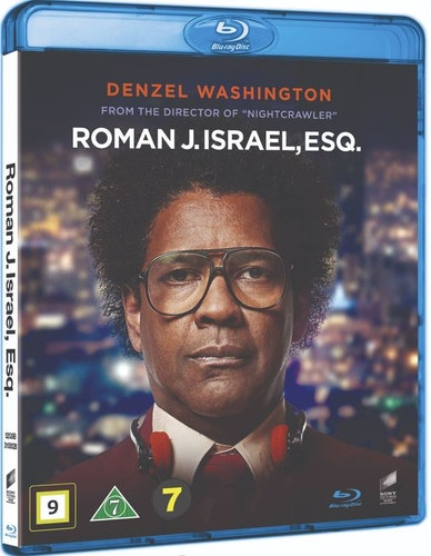 Roman J. Israel, Esq. bluray
