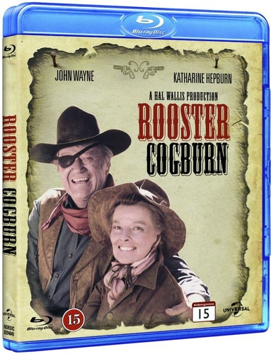 Rooster Cogburn bluray