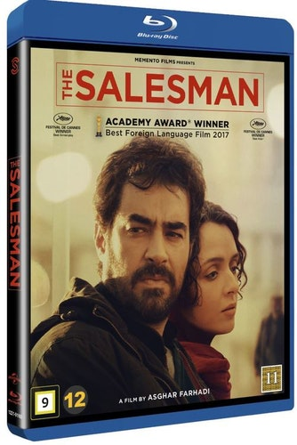 The Salesman bluray