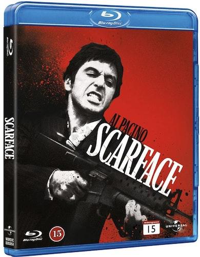 Scarface bluray