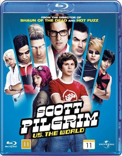 Scott Pilgrim vs. the World bluray