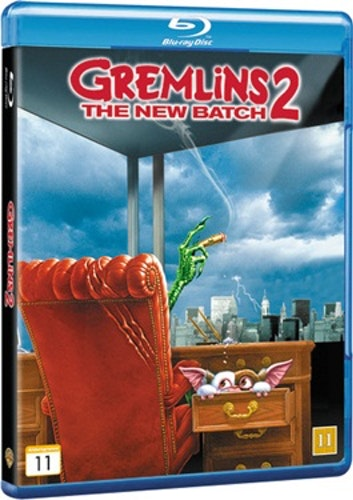 Gremlins 2 - Det nya gänget bluray