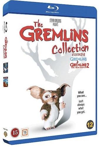 Gremlins 1-2 bluray