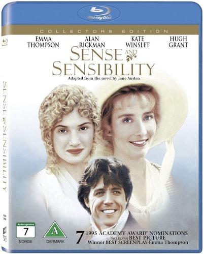 Förnuft och känsla/Sense and Sensibility bluray
