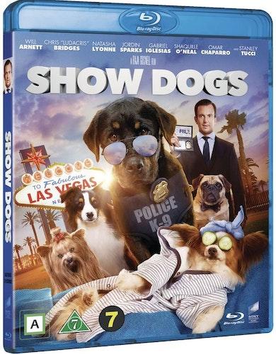 Showdogs bluray