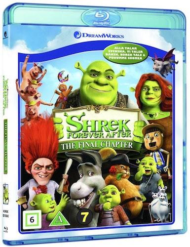 Shrek 4 – Nu Och För Alltid bluray