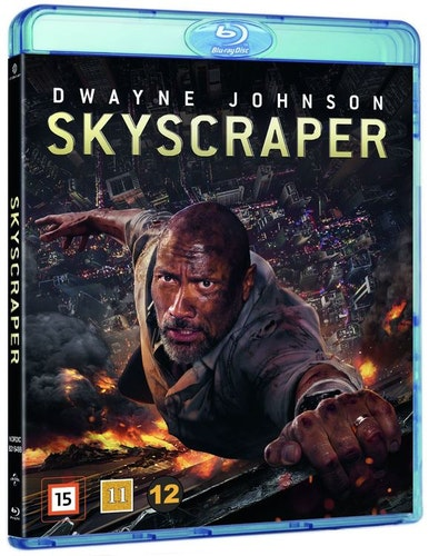 Skyscraper bluray