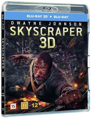 Skyscraper (3D) bluray UTGÅENDE