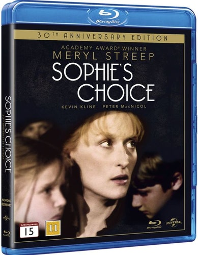 Sophies val bluray