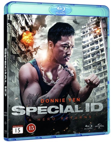 Special ID bluray