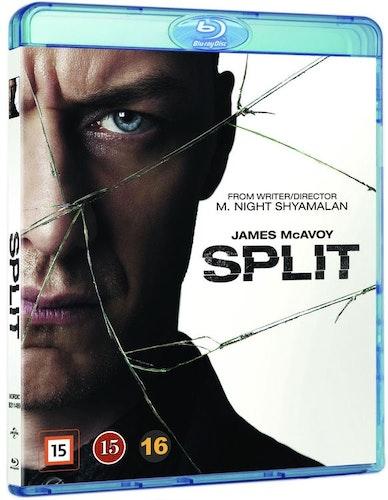 Split bluray