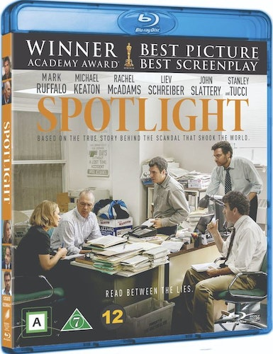 Spotlight bluray