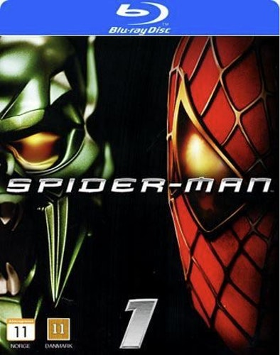 Spider-Man (2002) - Deluxe Edition bluray