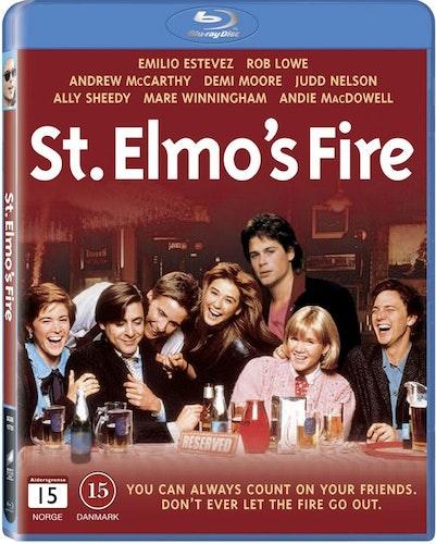 St Elmo's Fire bluray