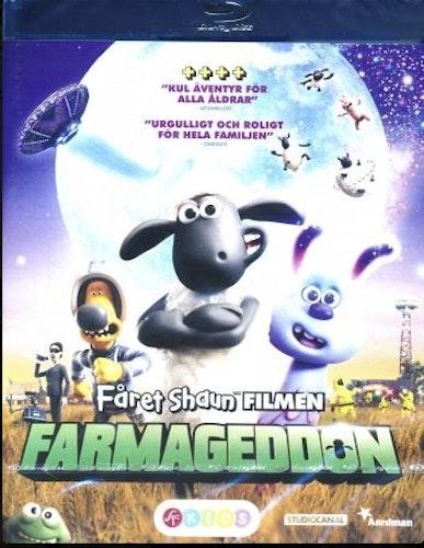Fåret Shaun Filmen - Farmageddon (Bluray)