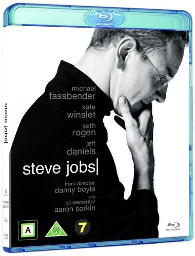 Steve Jobs bluray