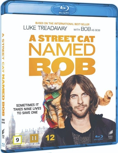 A Street Cat Named Bob bluray