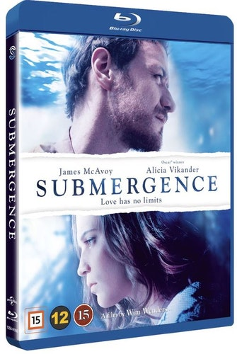 Submergence/Kärlek över haven bluray