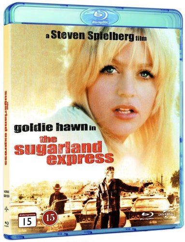 The Sugarland Express bluray