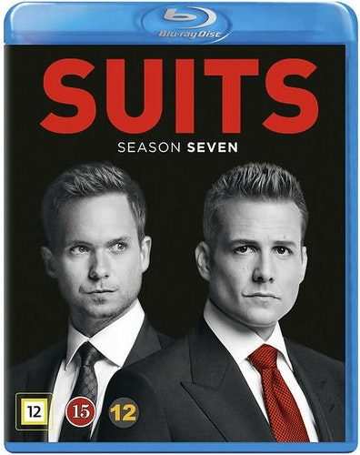 Suits - Säsong 7 bluray