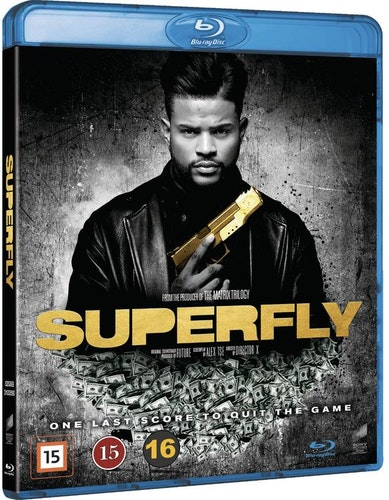 Superfly bluray