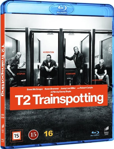 T2: Trainspotting bluray