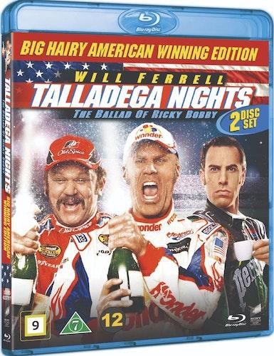 Talladega Nights: The Ballad of Ricky Bobby - 10th Anniversary Edition bluray