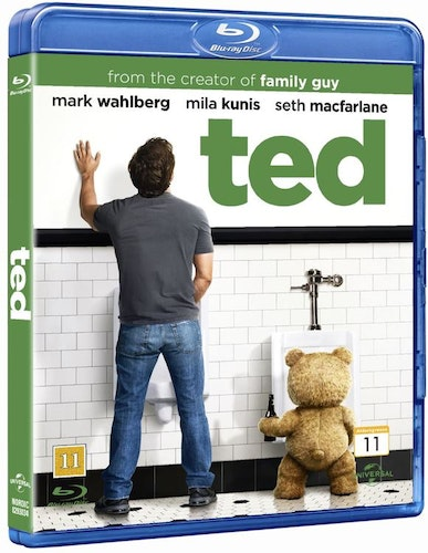 Ted bluray