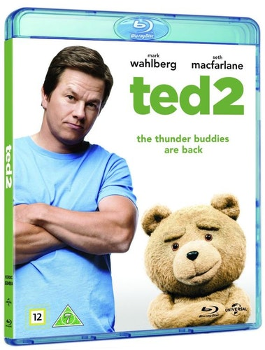 Ted 2 bluray