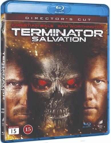 Terminator 4: Salvation bluray