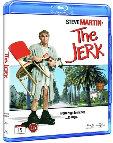 The Jerk/Supernollan bluray