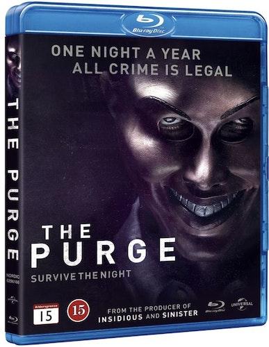 The Purge bluray