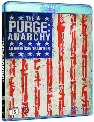 The Purge 2: anarchy bluray