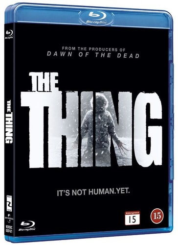 The Thing (2011) bluray