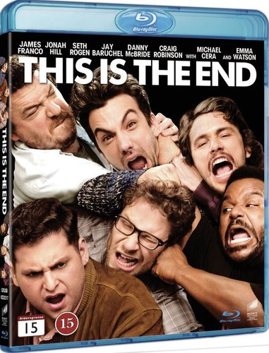 This is the End bluray
