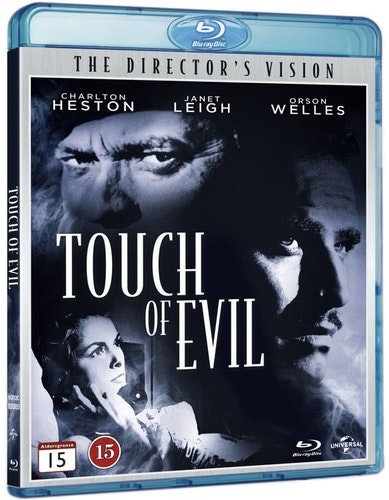 Touch of Evil bluray